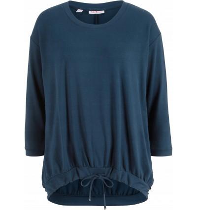 Bluza damska granatowa