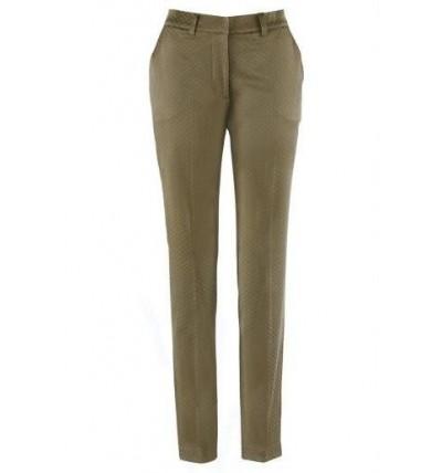 Spodnie damskie nogawki w...