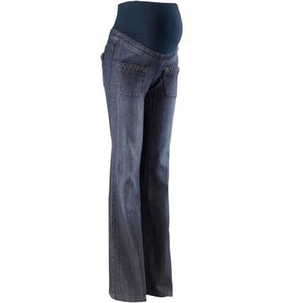 Spodnie ciążowe jeansy...