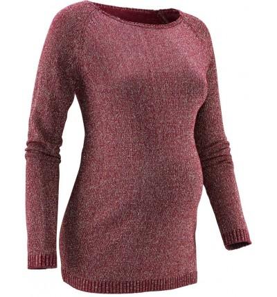 Sweter ciążowy na specjalne...