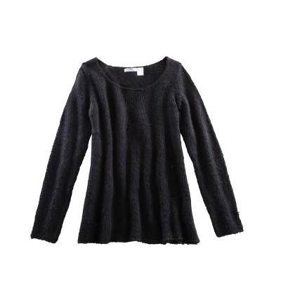 Sweter damski miękki luźny...