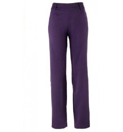Spodnie damskie fioletowe...