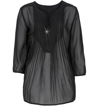 Bluzka damska czarna...