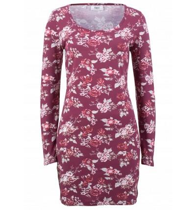 Sukienka damska w kwiatki mini