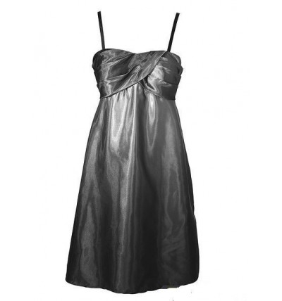 Sukienka damska satynowa