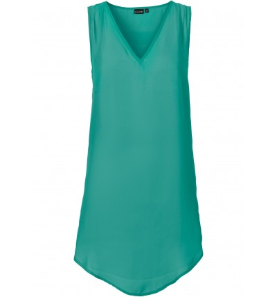 Bluzka damska zielona długa...