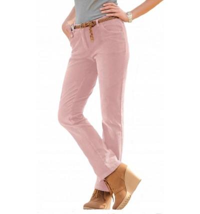 Spodnie damskie sztruksy...