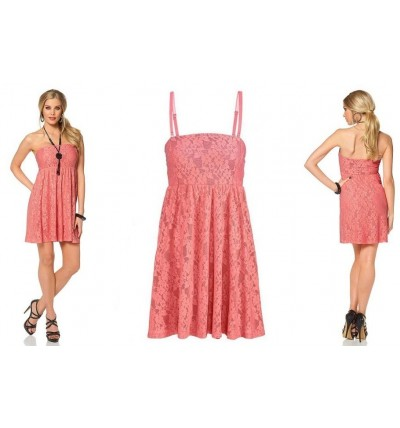 Sukienka damska różowa...