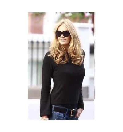 Sweter damski krótki...