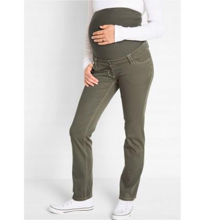 Spodnie ciążowe na co dzień...