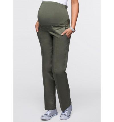 Spodnie ciążowe zaprasowane...