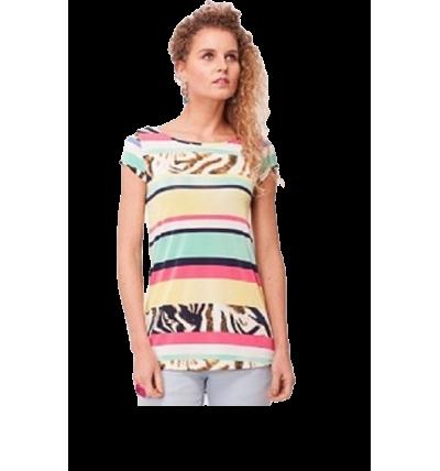 Bluzka damska z nadrukiem